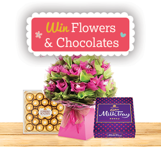 Win a Bouquet this Mother's Day!