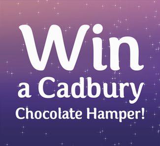 WIN a Cadbury Chocolate Hamper!