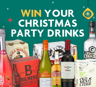 Win Festive Drinks