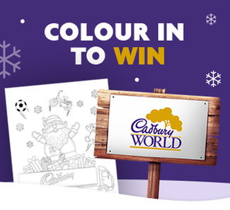 A Family Ticket to Cadbury World