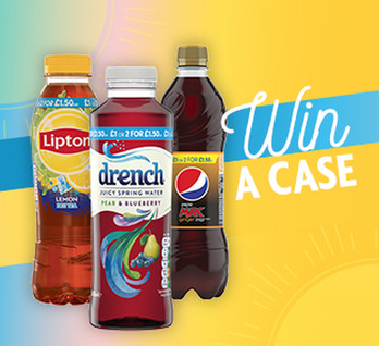 WIN soft drinks this summer