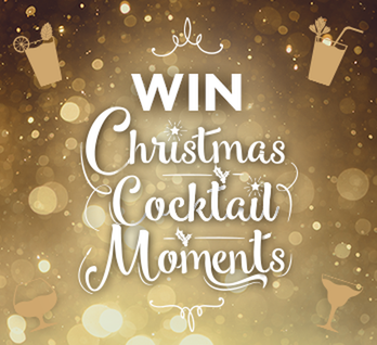Win your Christmas cocktail ingredients