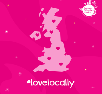 MADL #LoveLocally Twitter Charity Competition