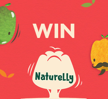 Win three cases of Naturelly Jelly Juice
