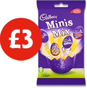 Cadbury Eggs Mini