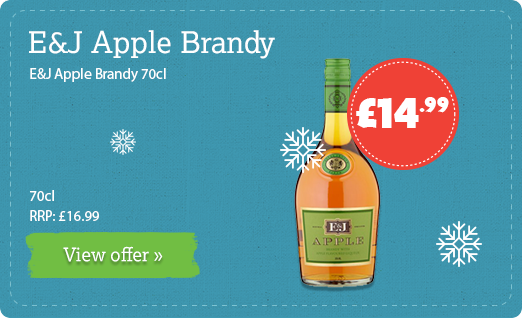 E & J Apple Brandy