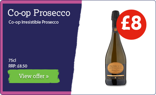 Co-op Prosecco