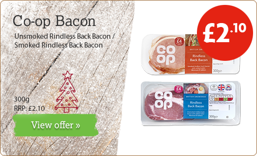 Co-op Bacon