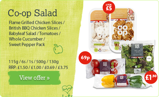Co-op Salad