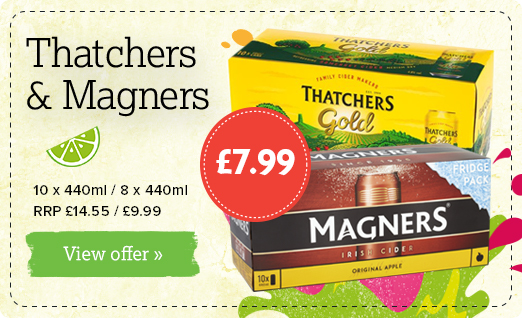 Thatchers & Magners