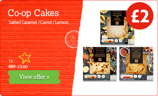 Co-op Cakes