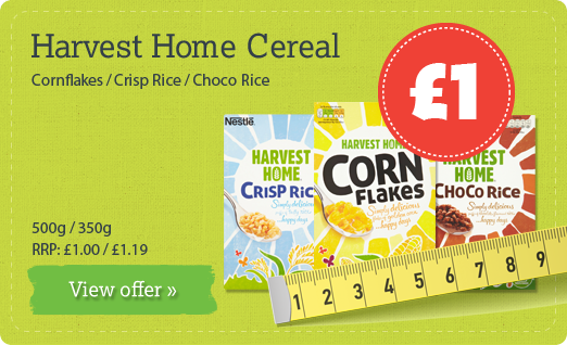 Harvest Home Cereal