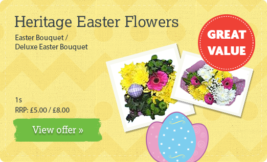 Heritage Easter Flowers
