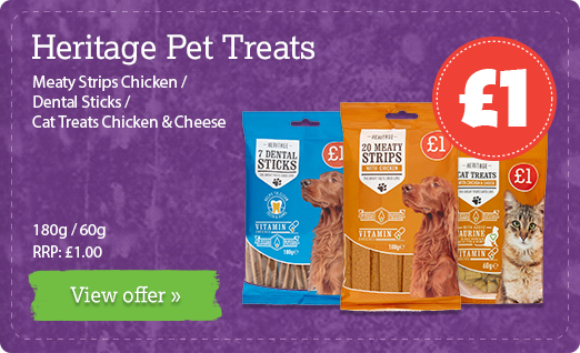 Heritage Pet Treats