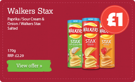 Walkers Stax