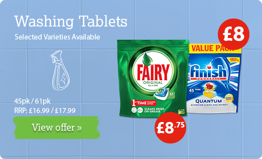 Washing Tablets