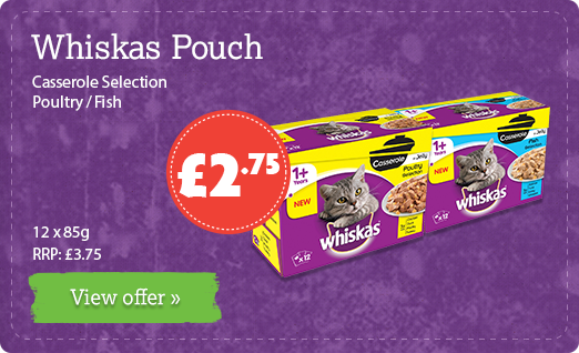 Whiskas Pouch