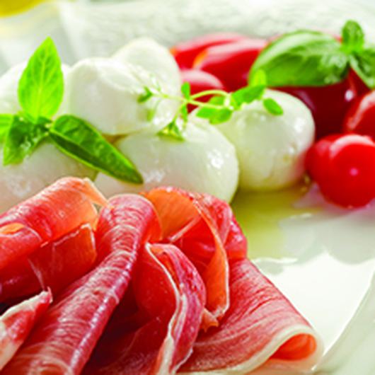 parma ham and mozzarella parcels starters recipe ideas
