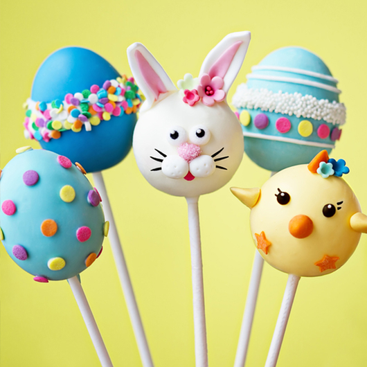 Cake Pop Designs For Easter : Easter Cake Pops - Desserts - Recipe Ideas from Nisa