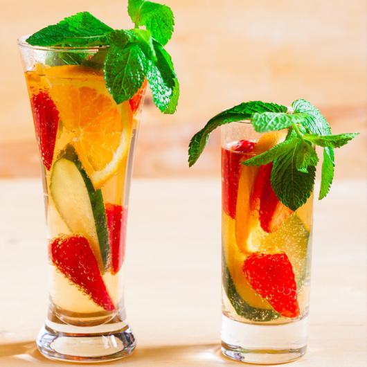 Fruity Non-Alcoholic Pimm's